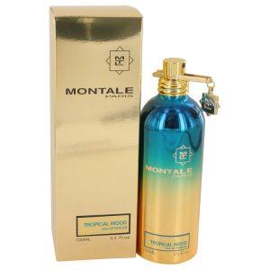 Montale Tropical Wood by Montale Eau De Parfum Spray 3.4 oz Women