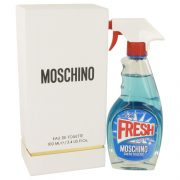 Moschino Fresh Couture by Moschino Eau De Toilette Spray 3.4 oz Women