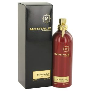Montale Silver Aoud by Montale Eau De Parfum Spray 3.3 oz Women