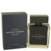 Narciso Rodriguez Bleu Noir by Narciso Rodriguez Eau De Toilette Spray 3.4 oz Men
