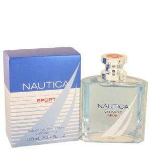 Nautica Voyage Sport by Nautica Eau De Toilette Spray 3.4 oz Men