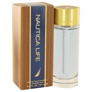 Nautica Life by Nautica Eau De Toilette Spray 3.4 oz Men