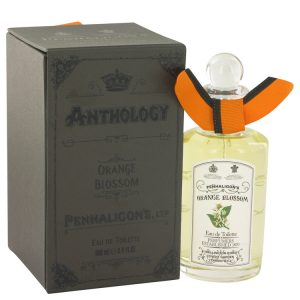 Orange Blossom by Penhaligon's Eau De Toilette Spray (Unisex) 3.4 oz Women