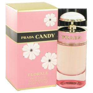 Prada Candy Florale by Prada Eau De Toilette Spray 1.7 oz Women