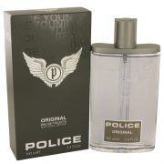Police Original by Police Colognes Eau De Toilette Spray 3.4 oz Men