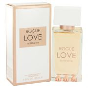 Rihanna Rogue Love by Rihanna Eau De Parfum Spray 4.2 oz Women