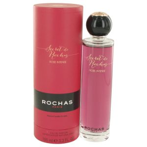 Secret De Rochas Rose Intense by Rochas Eau De Parfum Spray 3.3 oz Women