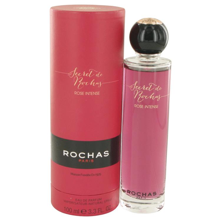 Secret De Rochas Rose Intense by Rochas Eau De Parfum Spray 3.3 oz Women