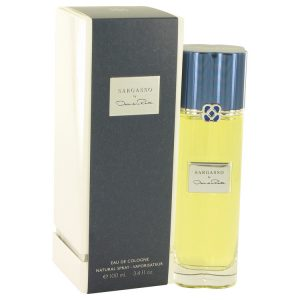 Sargasso by Oscar De La Renta Eau De Cologne Spray 3.4 oz Women