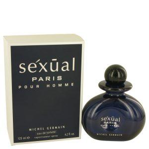 Sexual Paris by Michel Germain Eau De Toilette Spray 4.2 oz Men