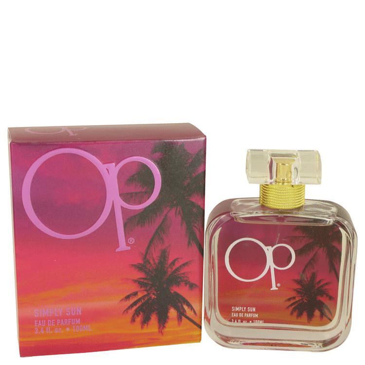 Simply Sun by Ocean Pacific Eau De Parfum Spray 3.4 oz Women