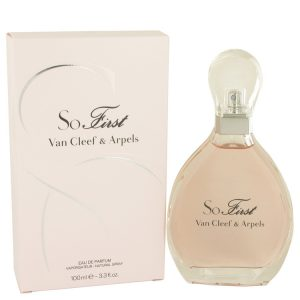 So First by Van Cleef & Arpels Eau De Parfum Spray 3.3 oz Women