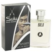 Star Trek Sulu by Star Trek Eau De Toilette Spray 3.4 oz Men