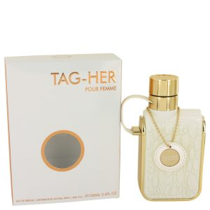 Tag Her by Armaf Eau De Parfum Spray 3.4 oz Women