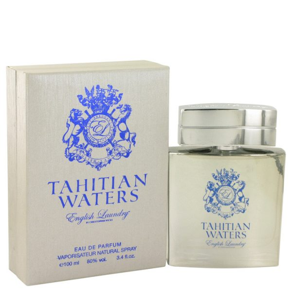Tahitian Waters by English Laundry