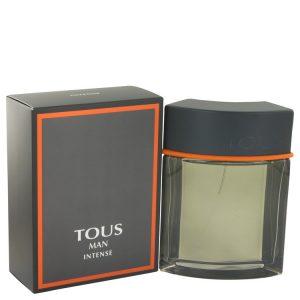 Tous Man Intense by Tous Eau De Toilette Spray 3.4 oz Men