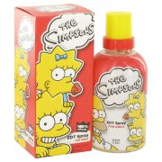 The Simpsons by Air Val International Eau De Toilette Spray 3.4 oz Women
