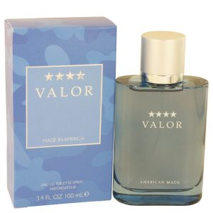 Valor by Dana Eau De Toilette Spray 3.4 oz Men