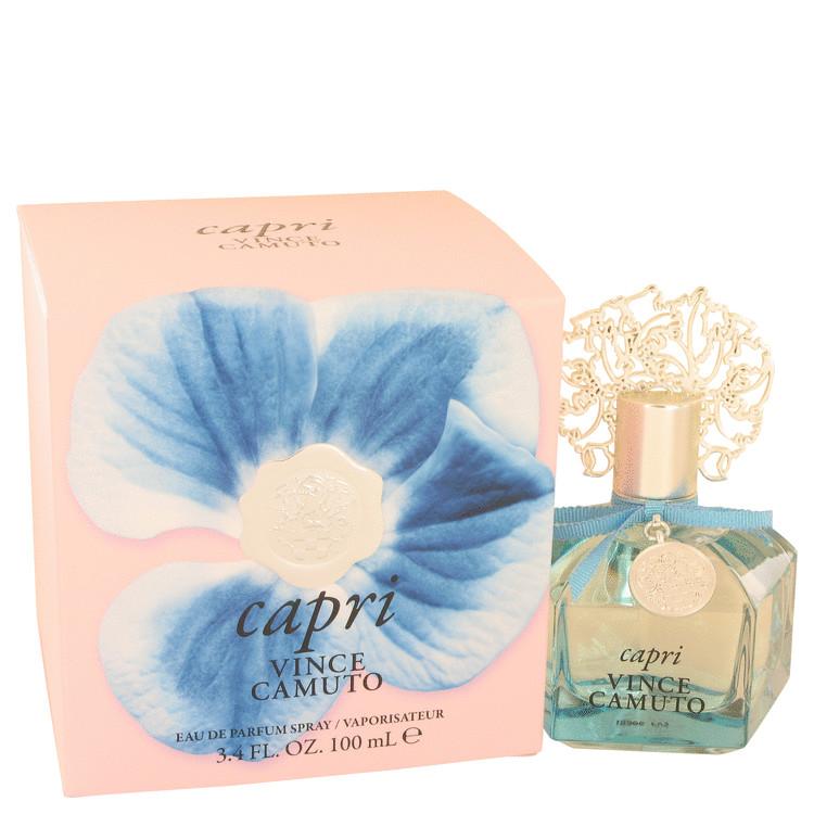 Vince Camuto Capri by Vince Camuto Eau De Parfum Spray 3.4 oz Women