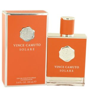 Vince Camuto Solare by Vince Camuto Eau De Toilette Spray 3.4 oz Men