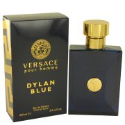 Versace Pour Homme Dylan Blue by Versace Eau De Toilette Spray 3.4 oz Men