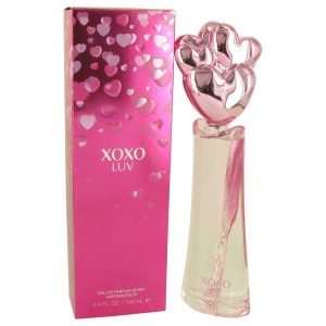 XOXO Luv by Victory International Eau De Parfum Spray 3.4 oz Women