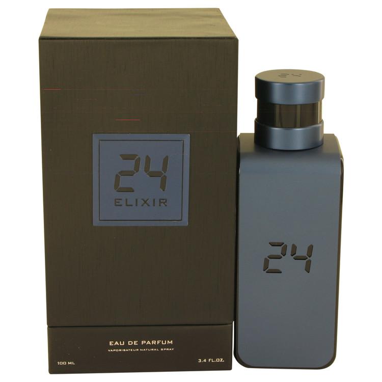 24 Elixir Azur by ScentStory Eau De Parfum Spray 3.4 oz Men