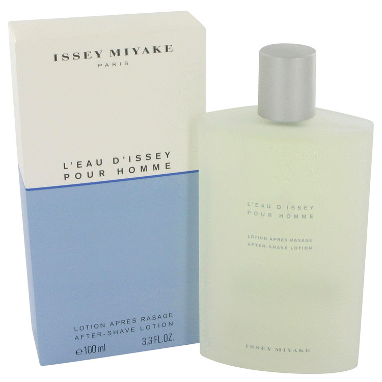 L'EAU D'ISSEY (issey Miyake) by Issey Miyake After Shave Toning Lotion 3.3 oz Men