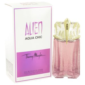 Alien Aqua Chic by Thierry Mugler Vial (sample) .04 oz Women