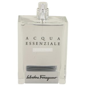 Acqua Essenziale Colonia by Salvatore Ferragamo Eau De Toilette Spray (Tester) 3.4 oz Men