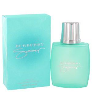 Burberry Summer by Burberry Eau De Toilette Spray (2013) 3.4 oz Men