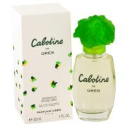 CABOTINE by Parfums Gres Eau De Toilette Spray 1 oz Women