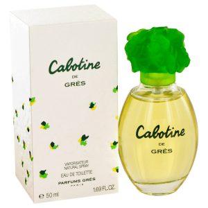 CABOTINE by Parfums Gres Eau De Toilette Spray 1.7 oz Women