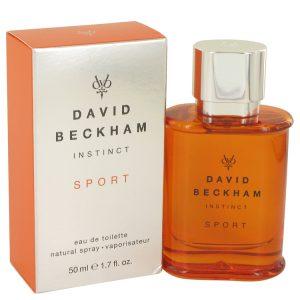 David Beckham Instinct Sport by David Beckham Eau De Toilette Spray 1.7 oz Men