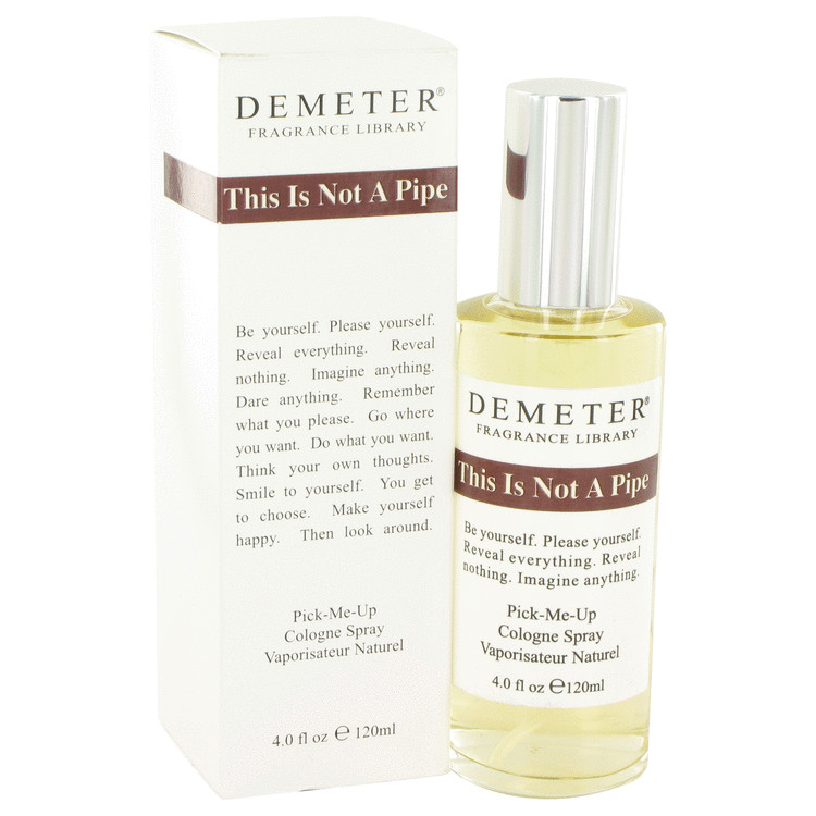 Demeter by Demeter This is Not A Pipe Cologne Spray 4 oz Women