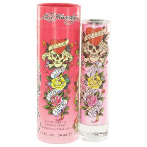 Ed Hardy by Christian Audigier Eau De Parfum Spray 1.7 oz Women