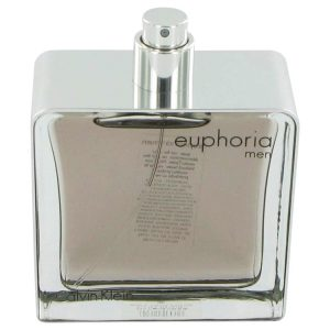 Euphoria by Calvin Klein Eau De Toilette Spray (Tester) 3.4 oz Men