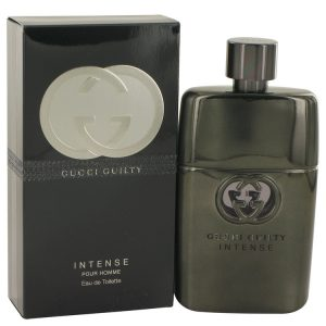 Gucci Guilty Intense by Gucci Eau De Toilette Spray 3 oz Men