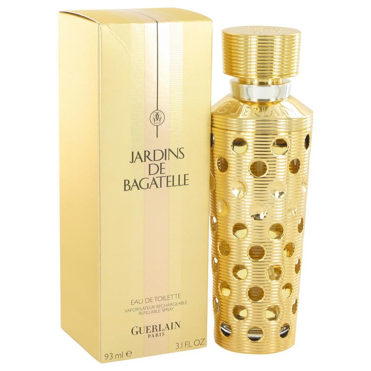 Jardins De Bagatelle by Guerlain Eau De Toilette Spray Refillable 3.1 oz Women