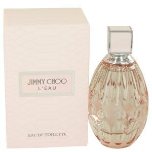 Jimmy Choo L'eau by Jimmy Choo Eau De Toilette Spray 3 oz Women