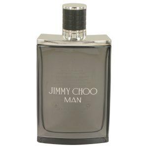 Jimmy Choo Man by Jimmy Choo Eau De Toilette Spray (Tester) 3.3 oz Men