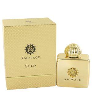 Amouage Gold by Amouage Eau De Parfum Spray 3.4 oz Women