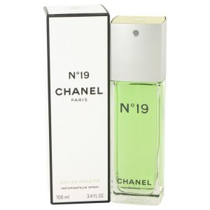 CHANEL 19 by Chanel Eau De Toilette Spray 3.4 oz Women