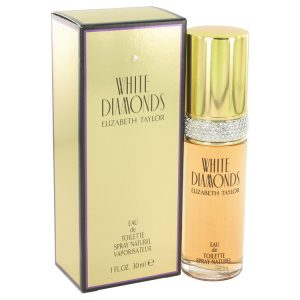 WHITE DIAMONDS by Elizabeth Taylor Eau De Toilette Spray 1 oz Women