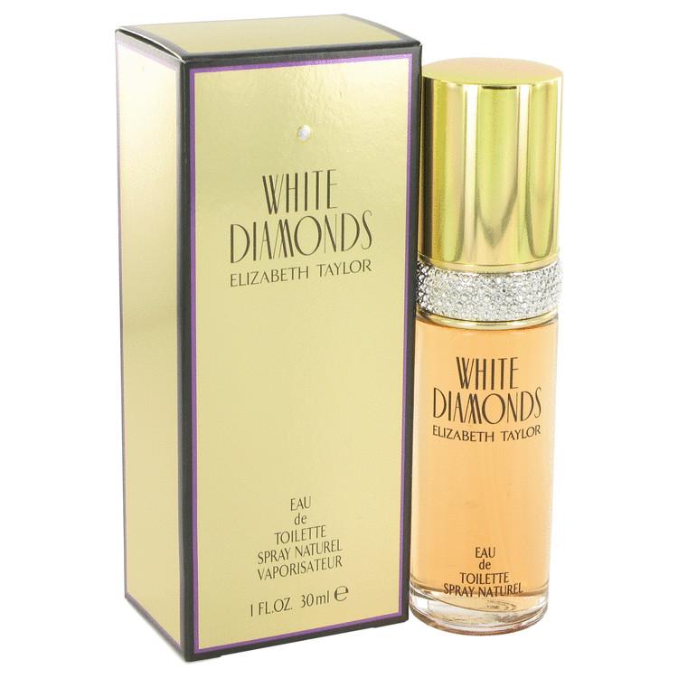 WHITE DIAMONDS by Elizabeth Taylor Eau De Toilette Spray 1 oz Women