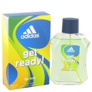Adidas Get Ready by Adidas Eau De Toilette Spray 3.4 oz Men