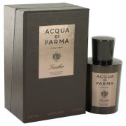 Acqua Di Parma Colonia Leather by Acqua Di Parma Eau De Cologne Concentree Spray 3.4 oz Men