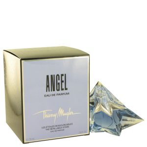 ANGEL by Thierry Mugler Eau De Parfum Spray Refillable Star 2.6 oz Women