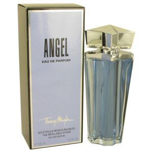 ANGEL by Thierry Mugler Eau De Parfum Spray Refillable 3.4 oz Women