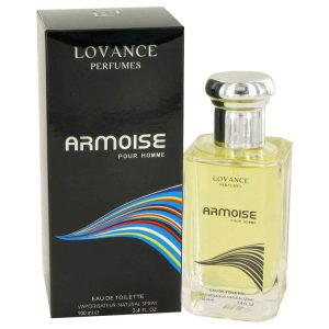 Armoise by Lovance Eau De Toilette Spray 3.4 oz Men